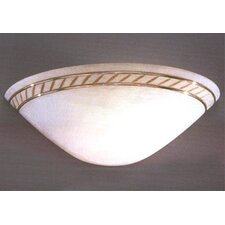 <strong>Classic Lighting</strong> Athena 1 Light Wall Sconce
