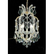 <strong>Classic Lighting</strong> Maria Thersea 5 Light Chandelier