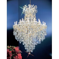Maria Thersea 31 Light Chandelier