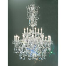Bohemia 18 Light Chandelier