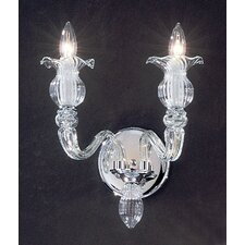 Palermo 2 Light Wall Sconce