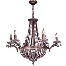 <strong>Classic Lighting</strong> Terragona 16 Light Chandelier