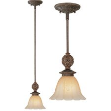 Riviera 1 Light Pendant