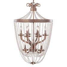 Grace 9 Light Outdoor Hanging Lantern