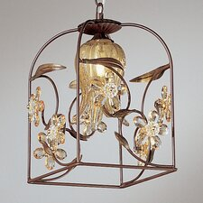 <strong>Classic Lighting</strong> Florentine 1 Light Outdoor Hanging Lantern