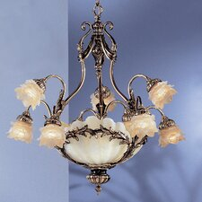 <strong>Classic Lighting</strong> La Paloma 12 Light Chandelier