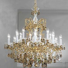 <strong>Classic Lighting</strong> Madrid Imperial 18 Light Chandelier