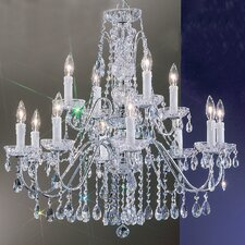 Daniele 12 Light Chandelier