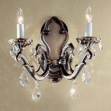 Princeton II 2 Light Wall Sconce