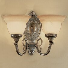 Yorkshire 2 Light Wall Sconce