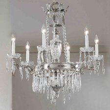 <strong>Classic Lighting</strong> Duchess 6 Light Chandelier