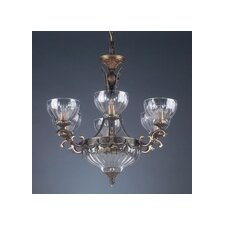<strong>Classic Lighting</strong> Warsaw 8 Light Chandelier