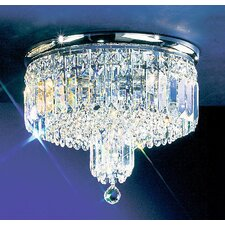Ambassador 4 Light Semi-Flush Mount