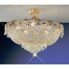 Regency II Semi-Flush Mount