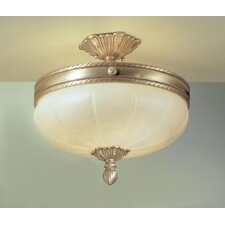 Alexandria I 4 Light Semi-Flush Mount