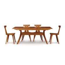"Audrey 60 - 84""W Extension Dining Table"