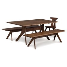 "<strong>Copeland Furniture</strong> Audrey 60"" Dining Table"