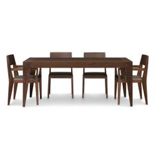 "Kyoto 60-84""W Extension Dining Table"
