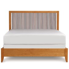 Dominion Bed with Spindle Headboard
