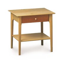 <strong>Copeland Furniture</strong> Sarah 1 Drawer Nightstand