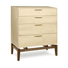 SoHo 4 Drawer Chest