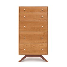 Astrid 5 Drawer Chest
