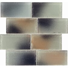Fashion Glass Tile in Mix Fashion Beige