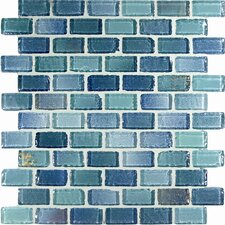 Fashion Glass Mosaic in Mix Fashion Azzurro