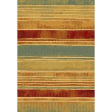 Galleria Yellow Stripe Rug
