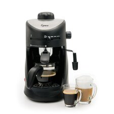 4-Cup Espresso and Cappuccino Machine