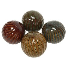 Dawson Ceramic Balls (Set of 4)