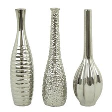 Tianna 3 Piece Vase Set