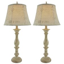 Lori Table Lamp (Set of 2)