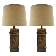 Brockton II Table Lamp (Set of 2)