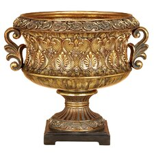 Elegant Golden Decorative Decorative Bowl