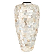 <strong>Aspire</strong> Mother of Pearl Vase