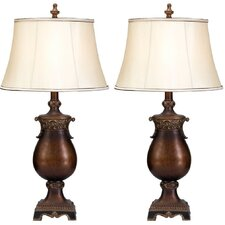 <strong>Aspire</strong> Jazmina Table Lamp (Set of 2) (Set of 2)