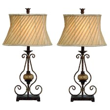 Michela Table Lamp (Set of 2) (Set of 2)