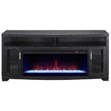 Muskoka Durant Media Mantel Electric Fireplace
