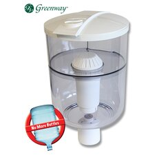 <strong>Greenway</strong> Water Dispenser Filtration System in White