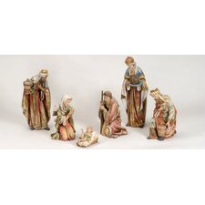 Nativity Figurine (Set of 6)