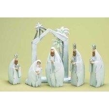 6 Piece Nativity Figurine Set