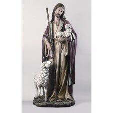 <strong>Roman, Inc.</strong> Good Shepherd Figurine