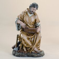 The Carpenter Figurine