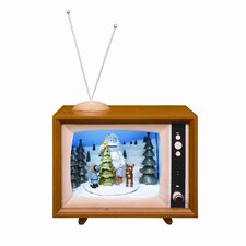 Rudolph Motion Display TV
