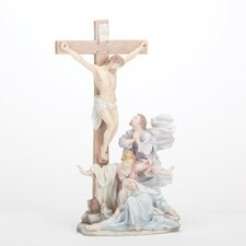 The Crucifixion Figurine
