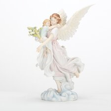 <strong>Roman, Inc.</strong> Angel with Child Figurine