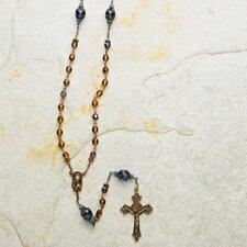 2 Piece Byzantine Rosry Pendant Set