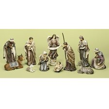 11 Piece Saint Nativity Set
