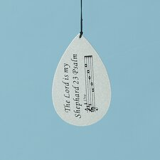 23 Psalm Wind Chime